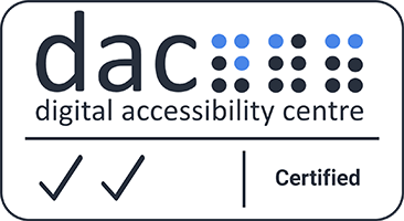 Digital Accessibility Centre Certificate